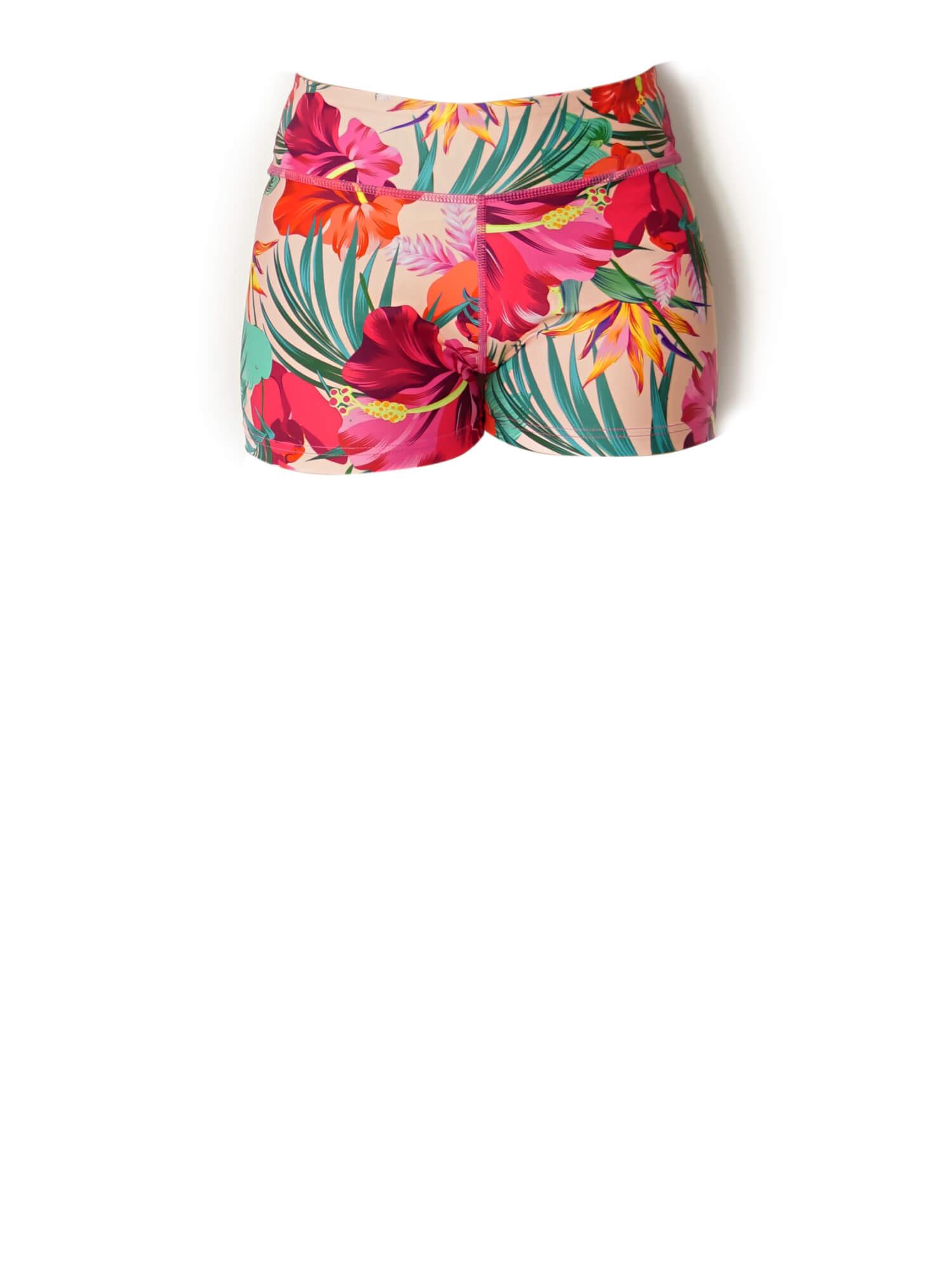 Honolulu-BootyShort-femme-pinkFlower