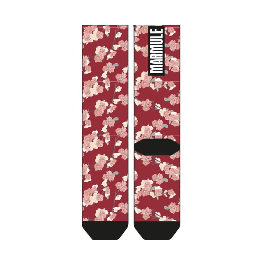 socks-sakura