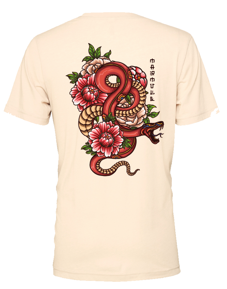 tshirt snake